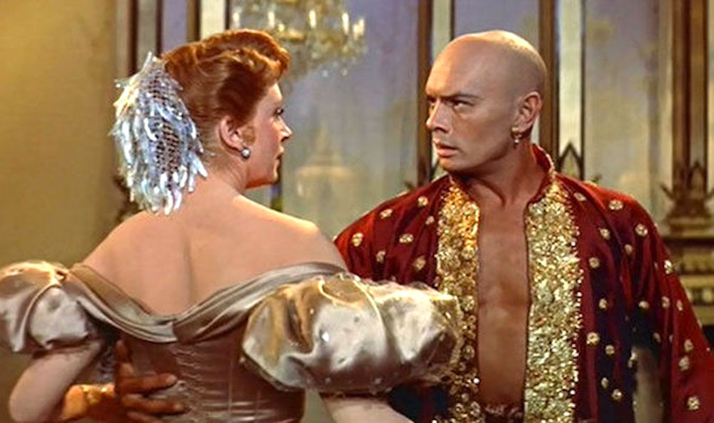 movies, celebs, the king and i, 1956, yul brynner, deborah kerr