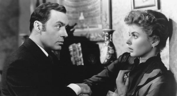movies, celebs, gaslight, 1944, charles boyer, Ingrid Bergman
