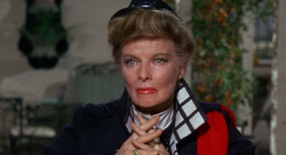 movies, celebs, guess who's coming to dinner, 1967, Katharine Hepburn