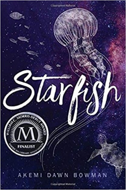 Book cover for Starfish.