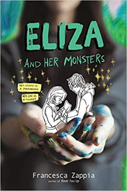 Book cover for Eliza and Her Monsters