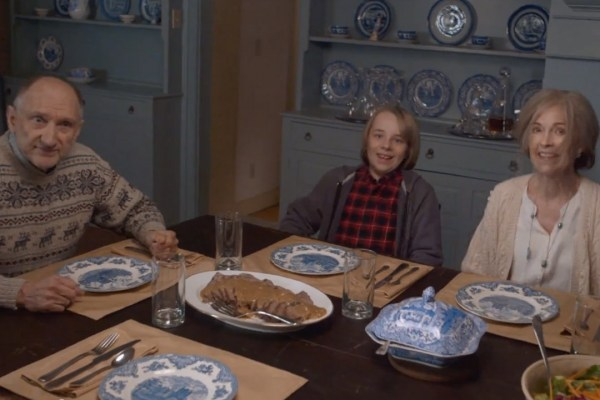 Scene from the movie The Visit.