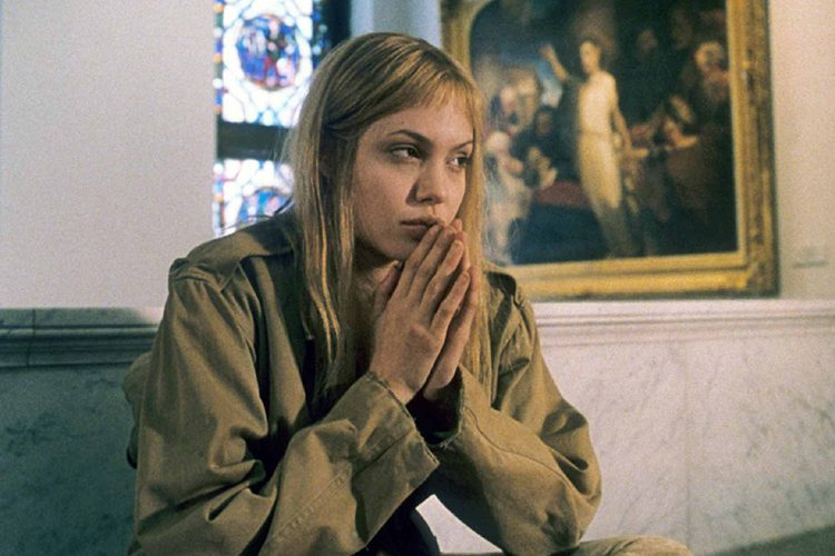 Scene from the movie Girl, Interrupted.