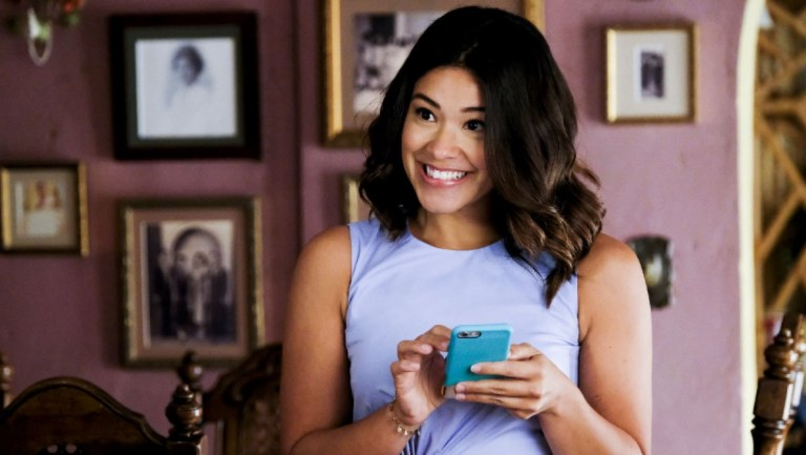 Scene from the show, Jane the Virgin.
