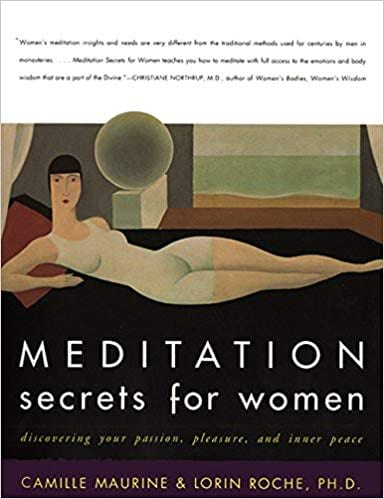 Book cover of Meditation Secrets for Women