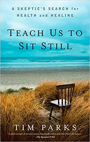 Book cover for Teach Us to Sit Still