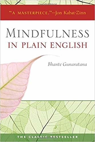 Mindfulness in Plain English book cover