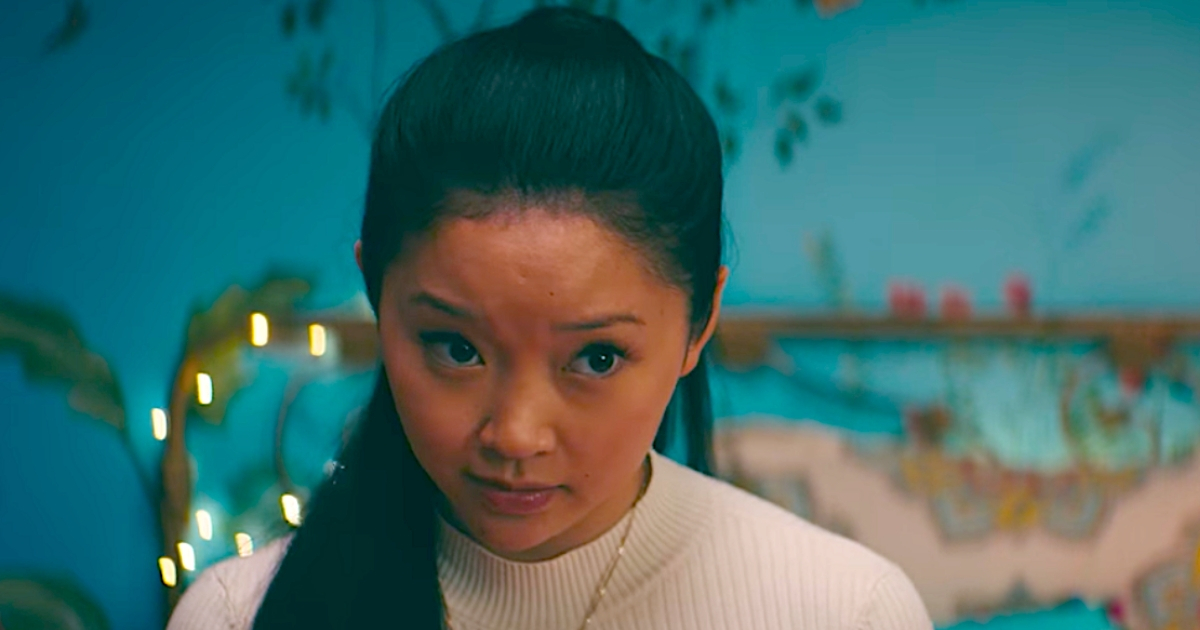 To All The Boys I've Loved Before, Lana Condor, Oregon, questioning, confused, skeptical, liz
