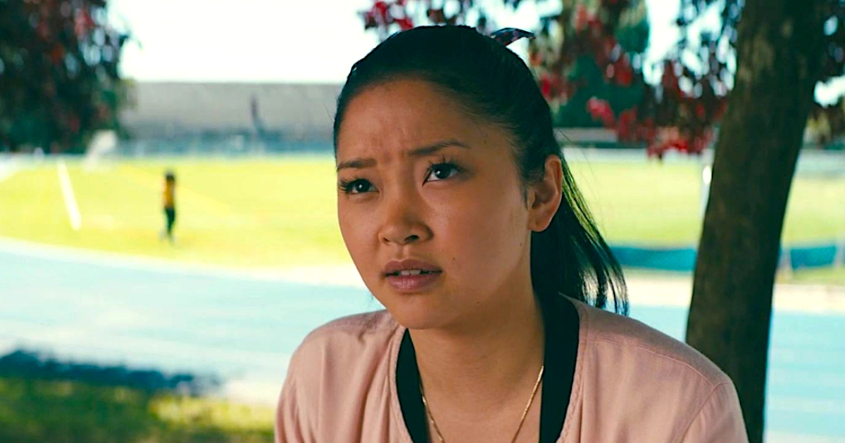 To All The Boys I've Loved Before, Lana Condor, Oregon, confused, questioning, skeptical, liz, .