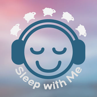 Cover for Sleep with Me Podcast