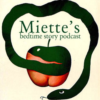 Cover for Miette's Bedtime story Podcast
