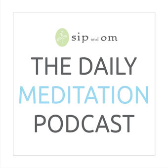 Cover for The Daily Meditation Podcast