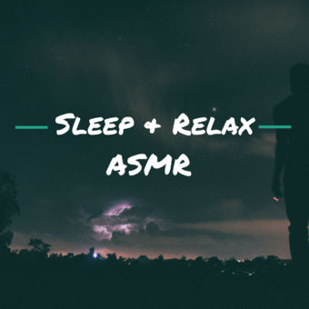 Cover for Sleep + Relax ASMR Podcast