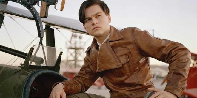 Scene from the movie The Aviator.