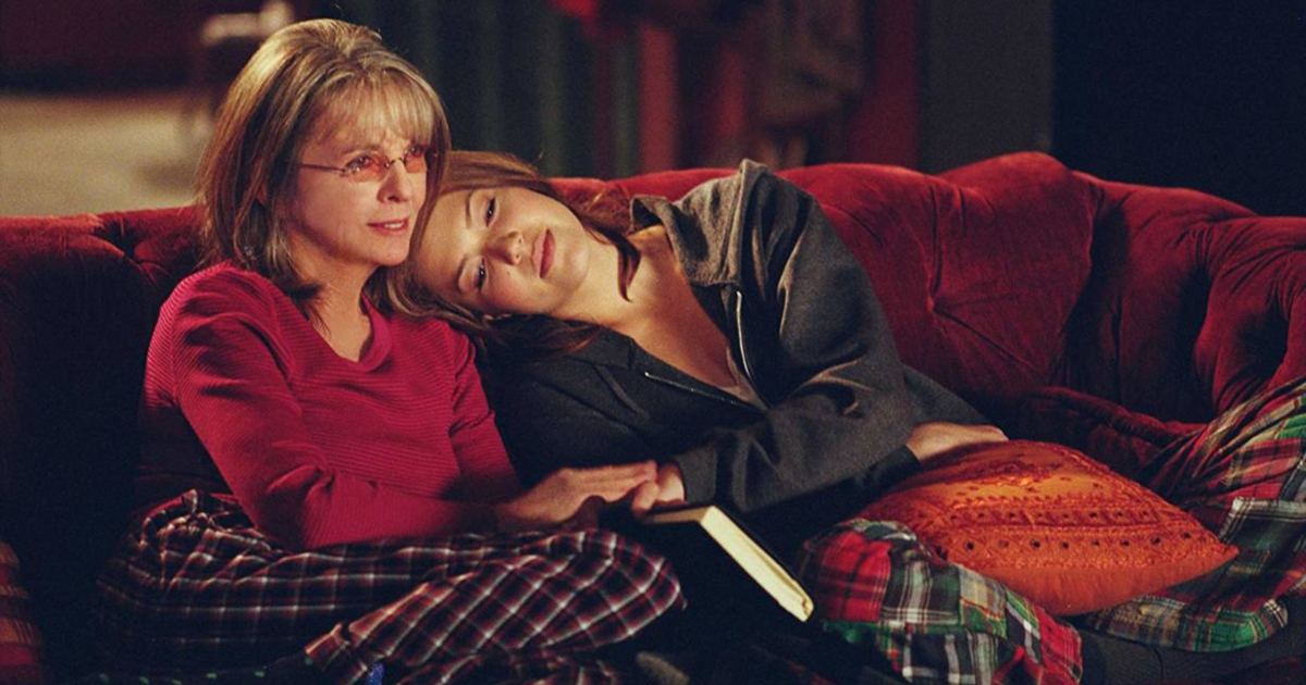 Mandy Moore and Diane Keaton in Because I Said So