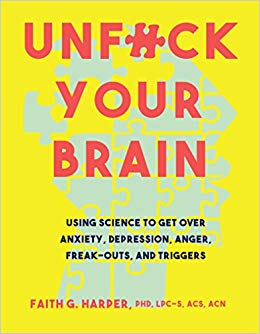 Cover for Unfuck your Brain