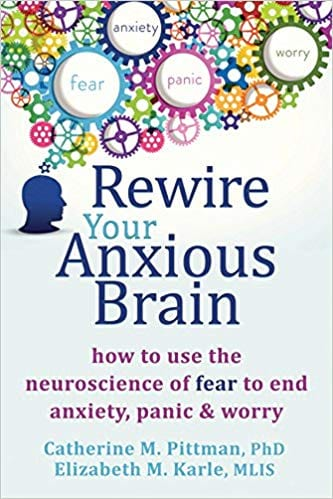Cover for Rewire your Anxious Brain