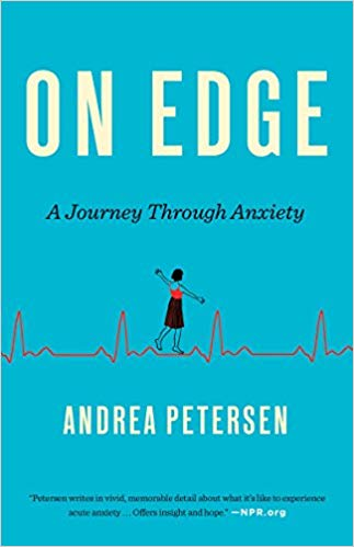 Cover for On Edge: A Journey Through Anxiety