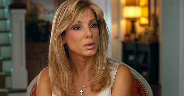 sandra bullock, The Blind Side, Southern, christian, catholic, South, cross, liz