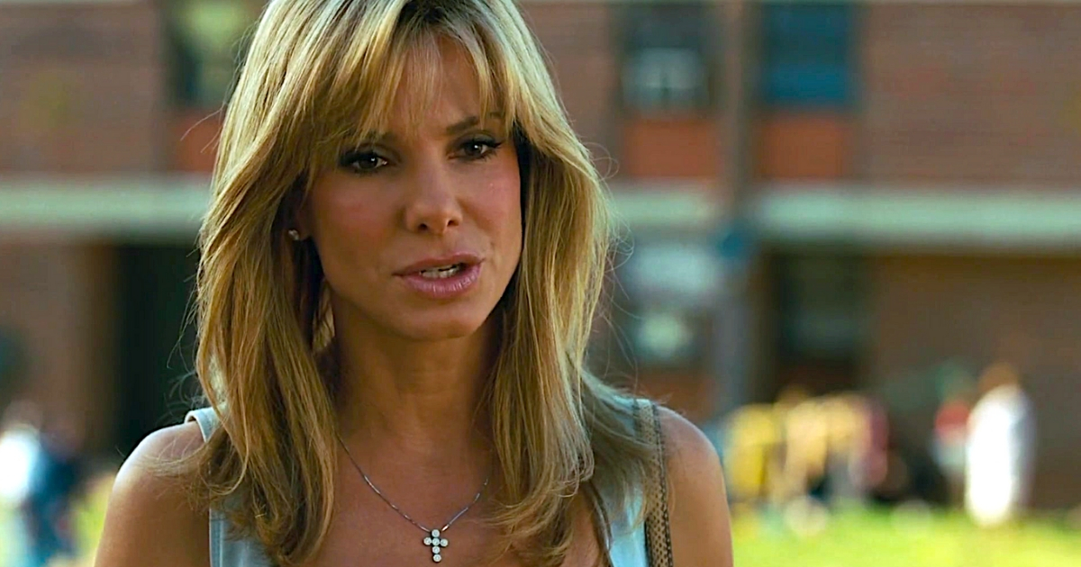 sandra bullock, The Blind Side, catholic, christian, Southern, cross, South, liz