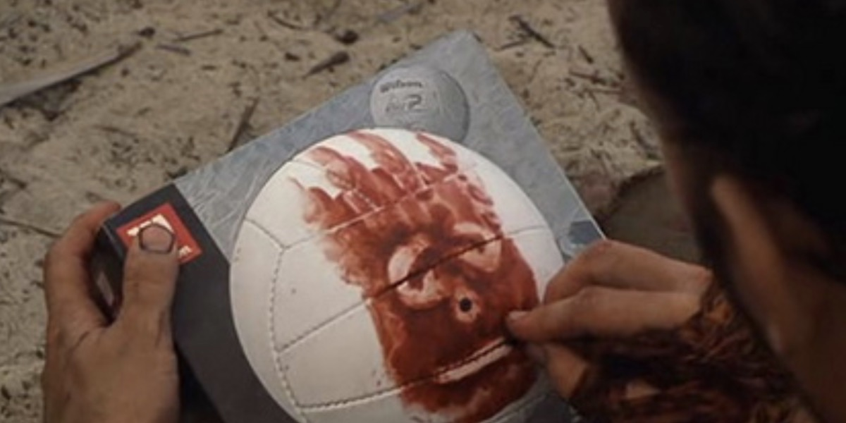 memorable movie objects, wilson volleyball from castaway