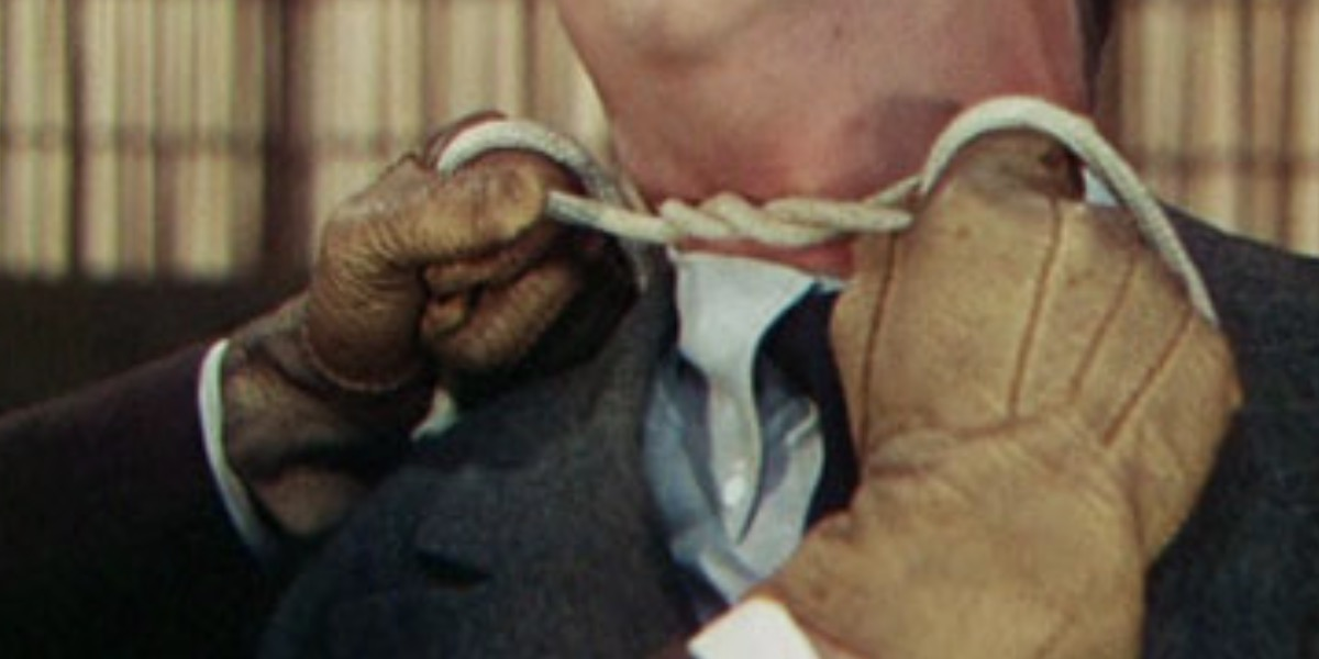 memorable movie objects, alfred hitchcock's rope