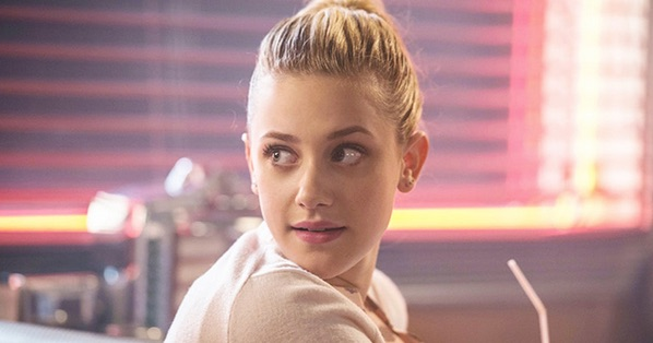 Betty Cooper looking back on Riverdale