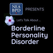 Cover for Let's Talk about borderline personality disorder.