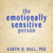 Cover for The Emotionally Sensitive Person Podcast