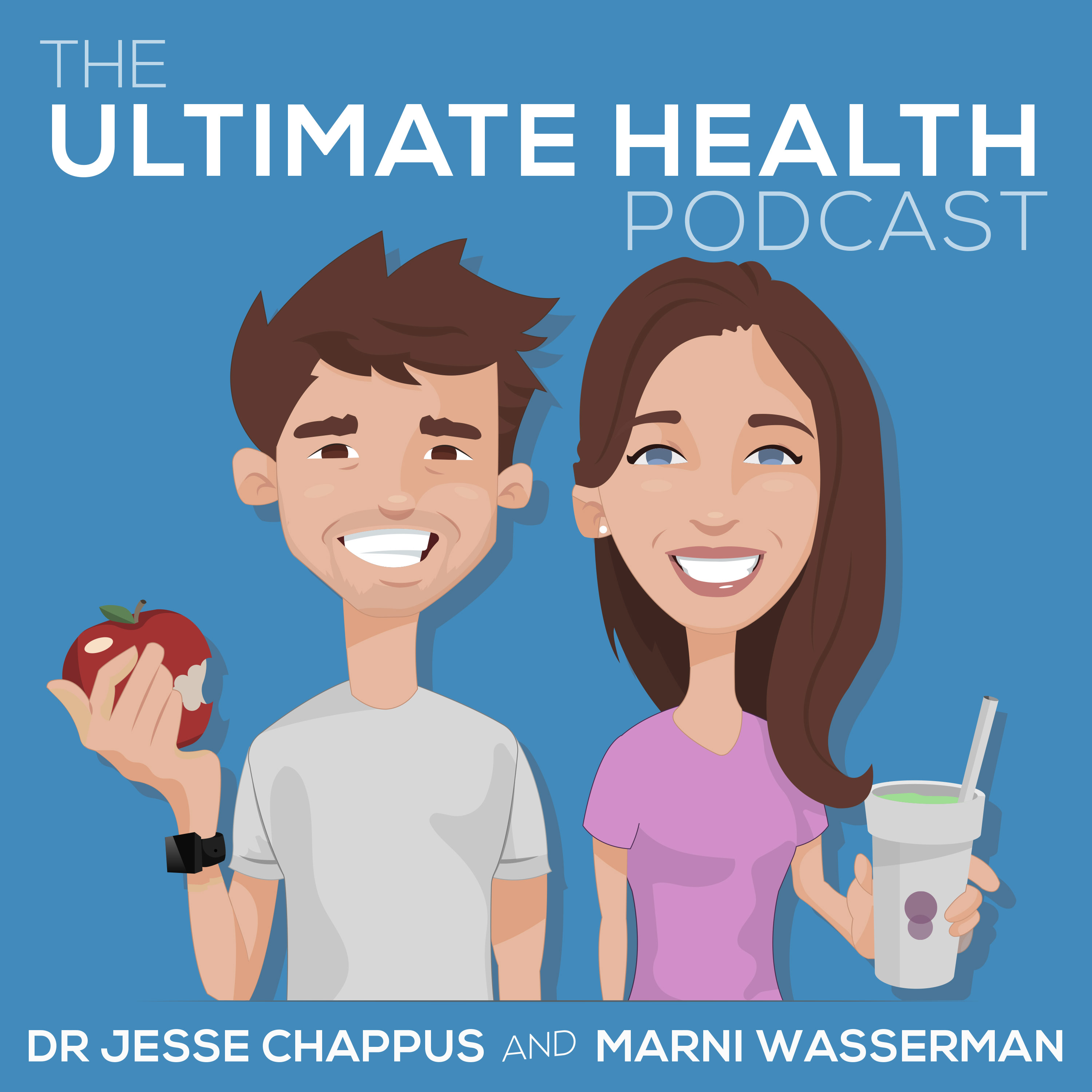 Artwork for The Ultimate Health Podcast