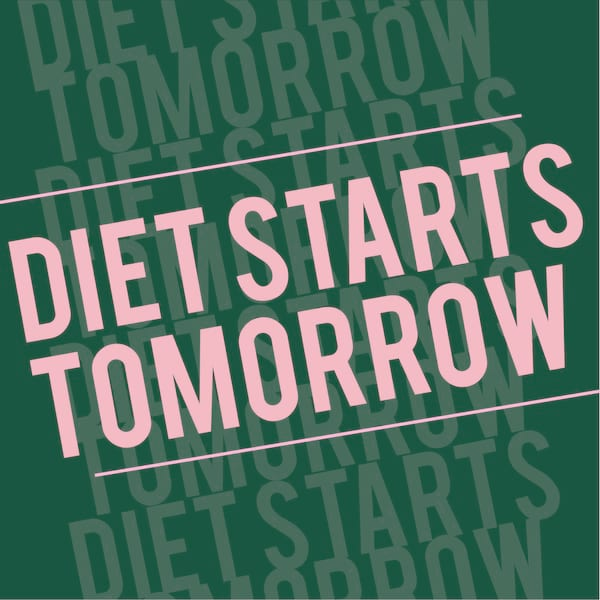 Artwork for Diet Starts Tomorrow podcast