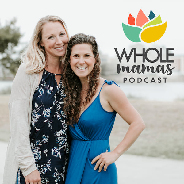 Artwork for Whole Mamas Podcast