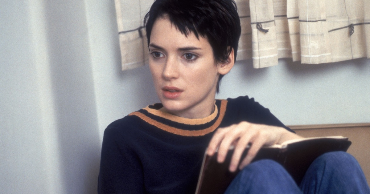 Scene from the movies Girl, Interrupted.