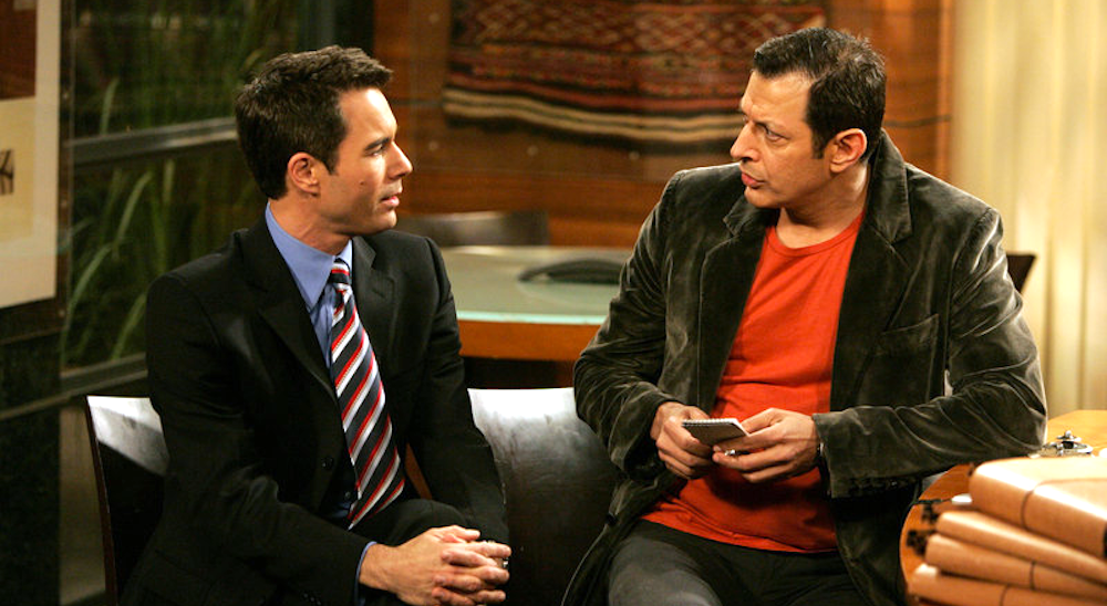 tv, Will & Grace, celebs, jeff goldblum, eric mccormick