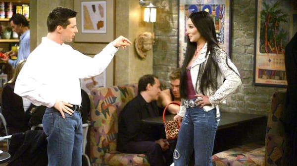 tv, Will & Grace, celebs, cher, Sean Hayes