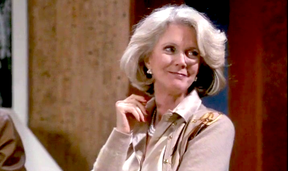 tv, Will & Grace, celebs, blythe danner as marilyn truman