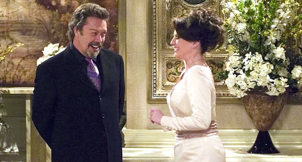 tv, Will & Grace, celebs, tim curry, Megan Mullally