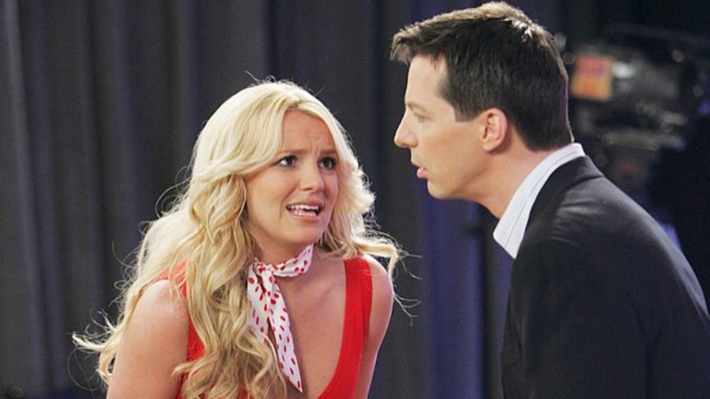 tv, Will & Grace, Music, celebs, britney spears, Sean Hayes