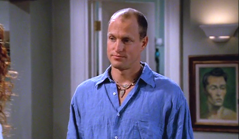 tv, Will & Grace, celebs, woody harrelson as nathan