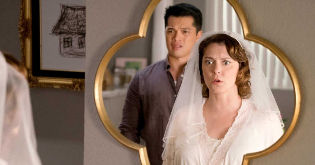 Scene from the show Crazy Ex-Girlfriend