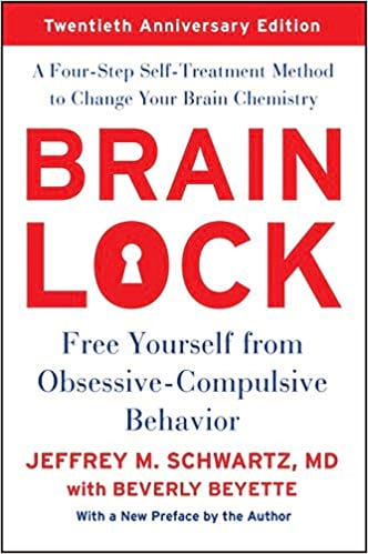Cover for Brain Lock.