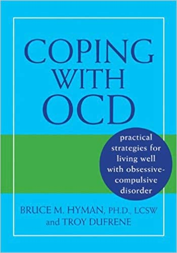 Book cover for Coping with OCD