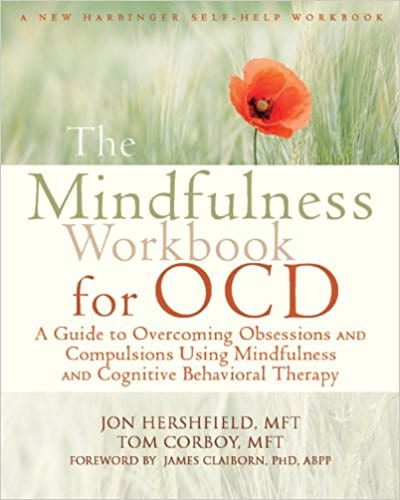 Cover for The Mindfulness Workbook for OCD