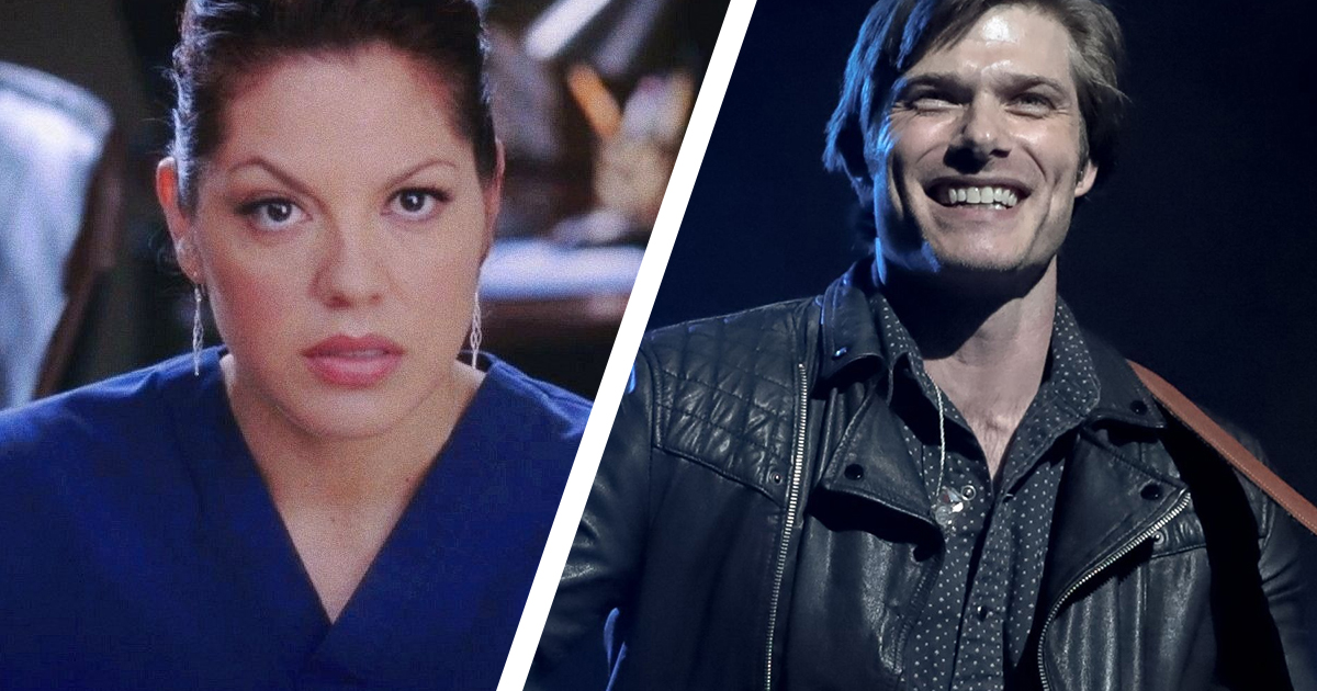 Who is Link Greys Anatomy season 15, chris carmack new role, callie torres pissed