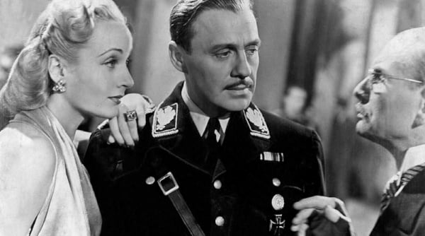 movies, to be or not to be, 1942, Carole Lombard, jack benny, comedy