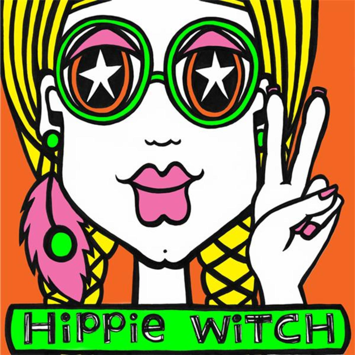 Artwork for Hippie Witch: Magick for a New Age