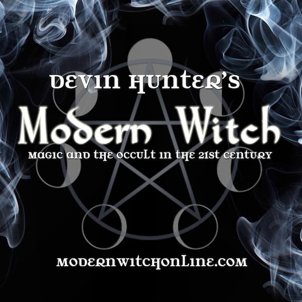 Artwork for the Modern Witch podcast