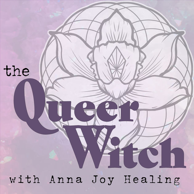 Artwork for The Queer Witch podcast