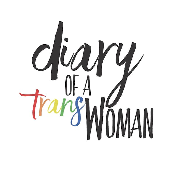 Artwork for Diary of a Trans Woman podcast