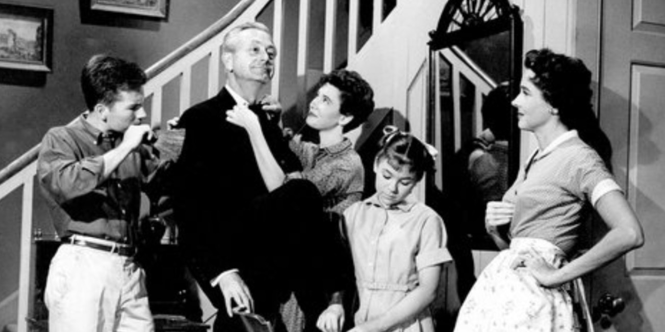 tv, father knows best
